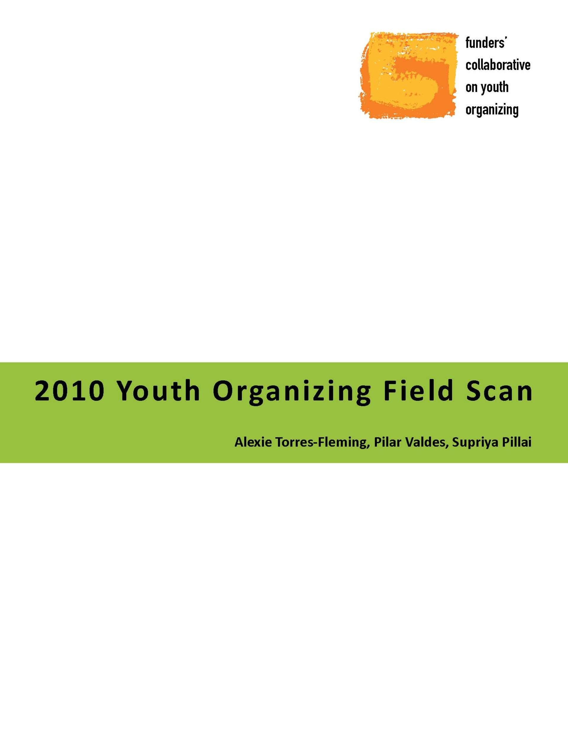 2019 Field Scan
