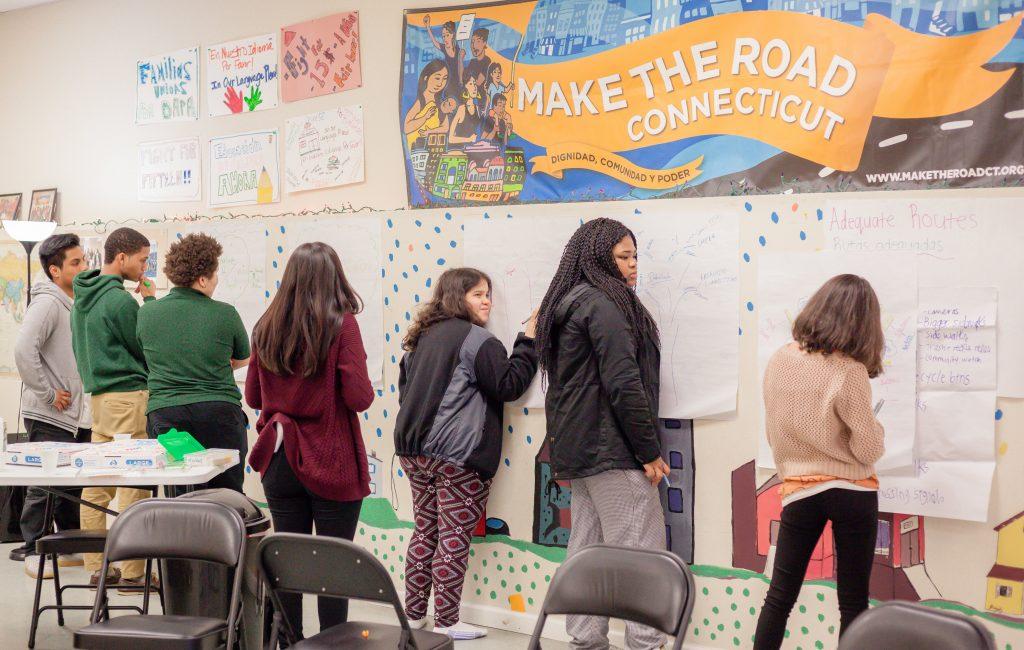 Family Foundation Addresses Imbalance in Philanthropy through Youth Organizing